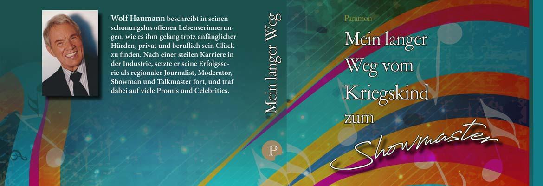 Buch-Cover - Mein langer Weg vom Kriegskind zum Showmaster